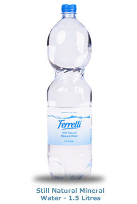 Still Natural Mineral Water 1.5 Litres